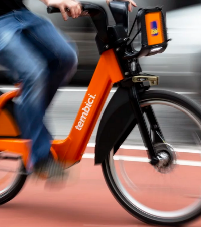 Bicicletas elétricas do Itaú começam a funcionar em São Paulo