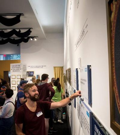 Criaram um Museu com as grandes pérolas de Donald Trump no Twitter. E ficou hilário