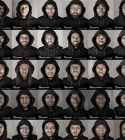 Série fotográfica denuncia os estereótipos em torno do homem negro