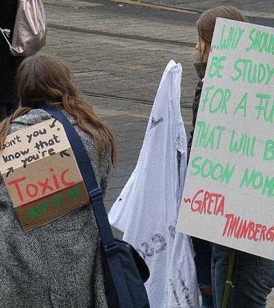 Adolescentes do mundo decretam 15 de março como dia de greve pelo clima e meio ambiente