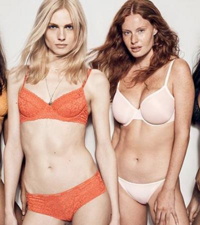 Marca de lingerie aposta em modelos trans para promover diversidade