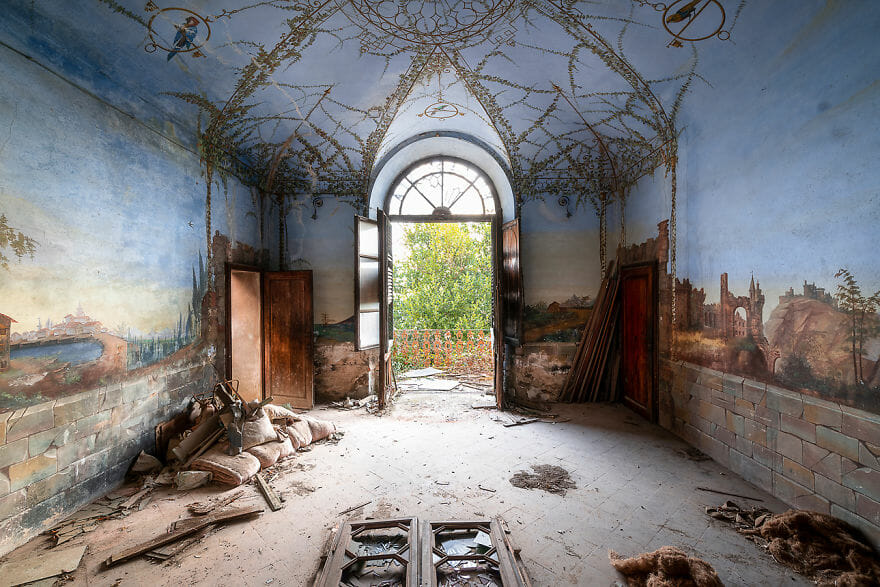 lugares abandonados itália 1