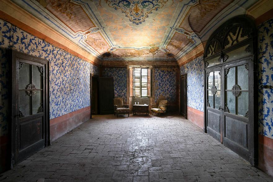 lugares abandonados itália 11