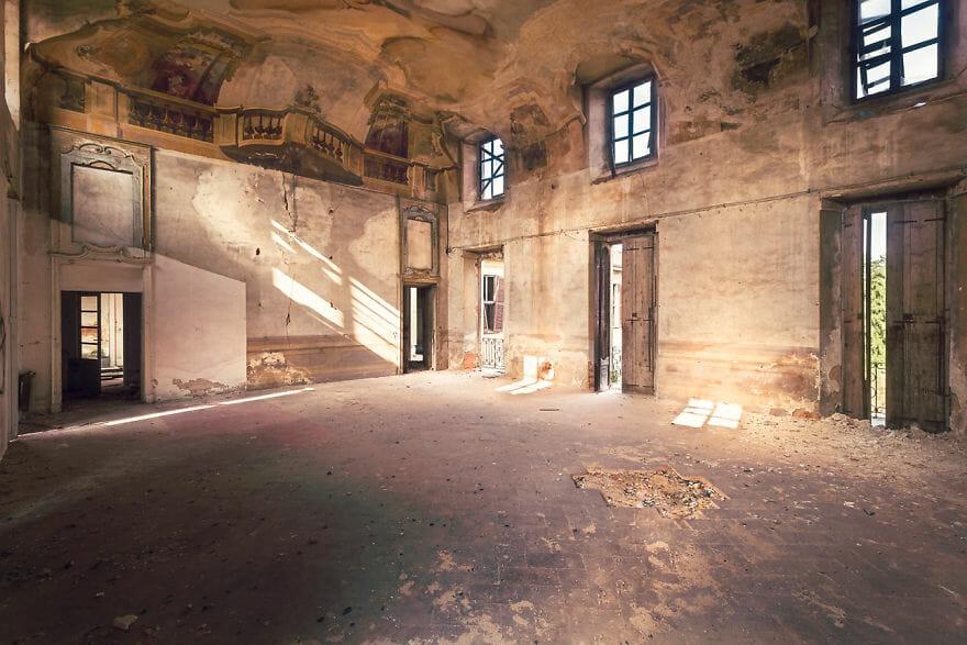 lugares abandonados itália 13