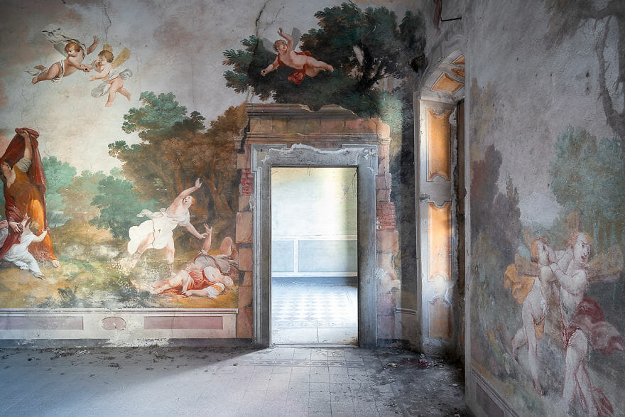 lugares abandonados itália 14