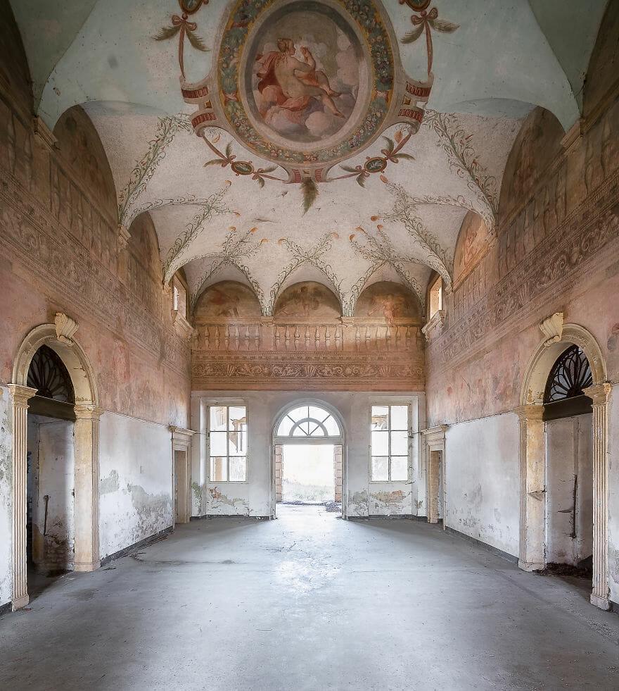 lugares abandonados itália 15