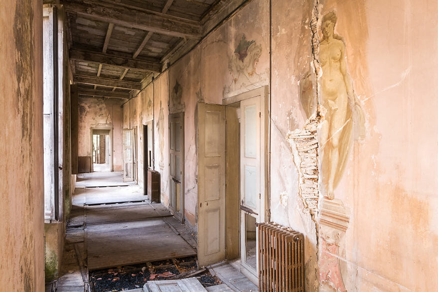 lugares abandonados itália 16