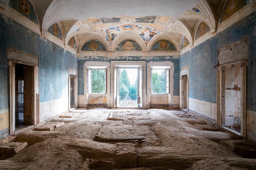 lugares abandonados itália 17