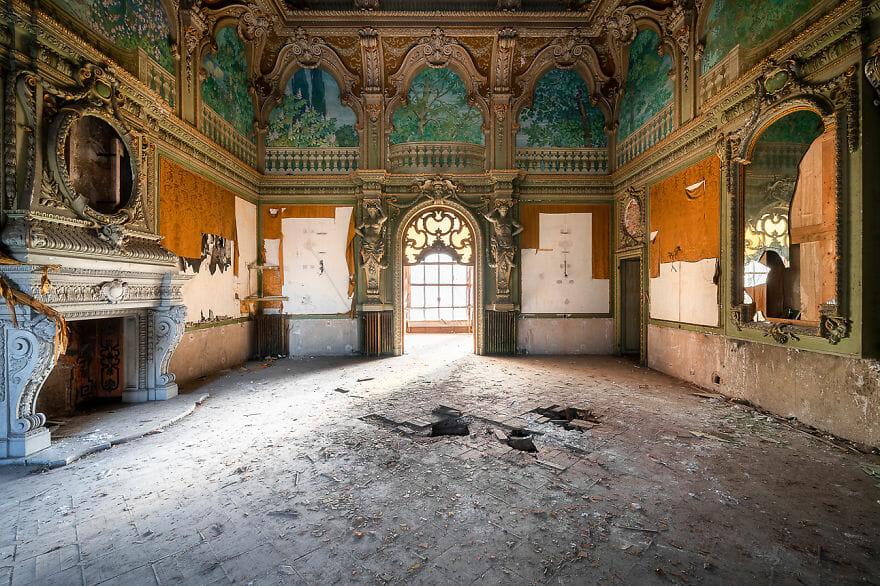 lugares abandonados itália 3