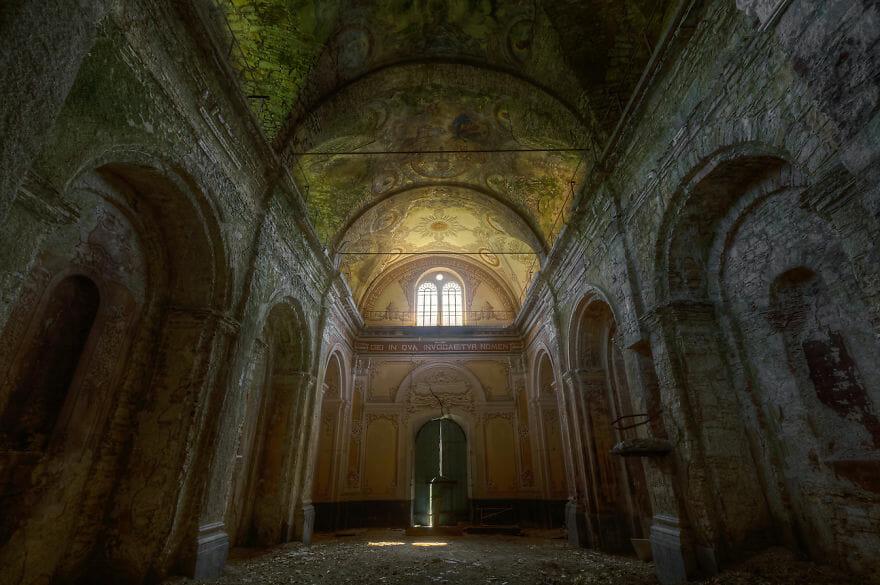 lugares abandonados itália 4