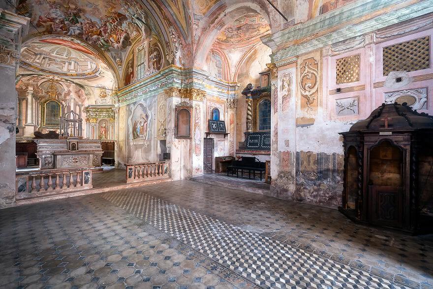 lugares abandonados itália 5