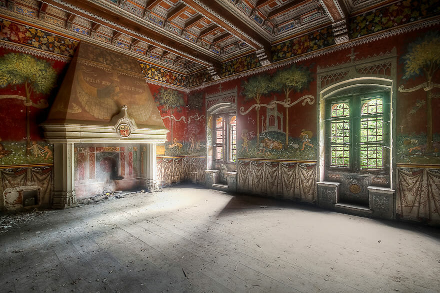 lugares abandonados itália 6