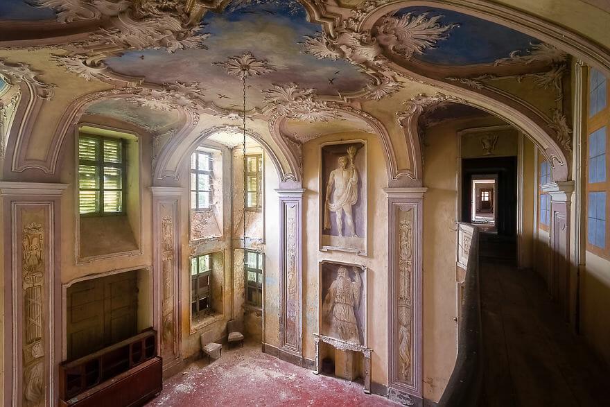 lugares abandonados itália 7