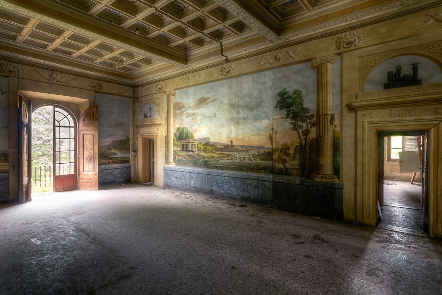 lugares abandonados itália 8