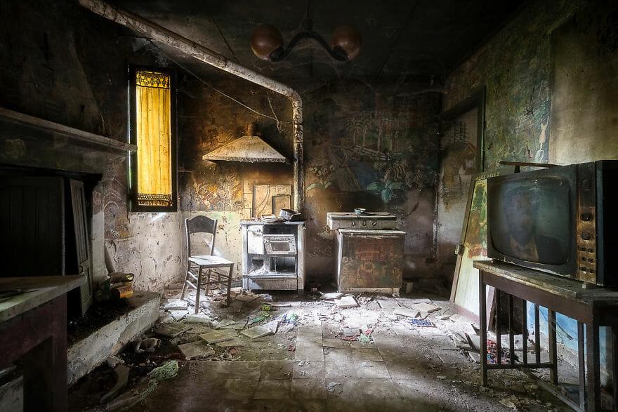 lugares abandonados itália 9