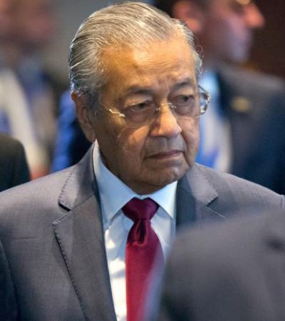 Ministro da Malásia afirma que não há homossexuais em sua população de 32 milhões