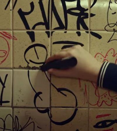 Campanha pede que pessoas vandalizem com clitóris ao invés de pênis