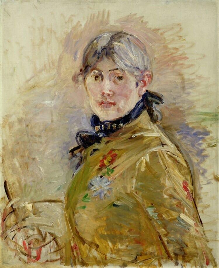 primeira mulher impressionista 1