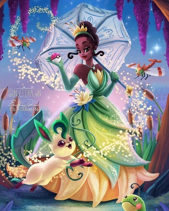 princesas disney pets 3