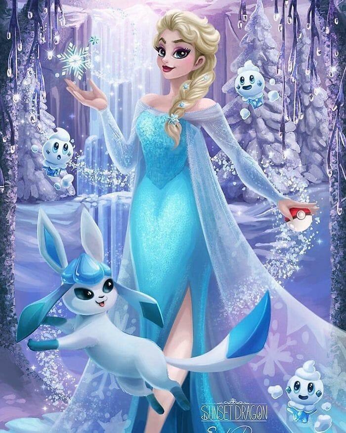 princesas disney pets 7