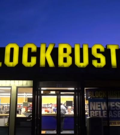 O fim do reinado: agora só existe uma Blockbuster no mundo inteiro!