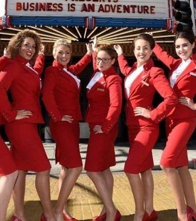 Companhia aérea acaba com exigência de maquiagem para comissárias de bordo