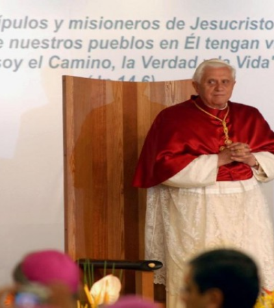 Bento XVI culpa revolução sexual por pedofilia na Igreja