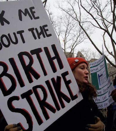 BirthStrikers, o grupo que se recusa a ter filhos frente o aquecimento global