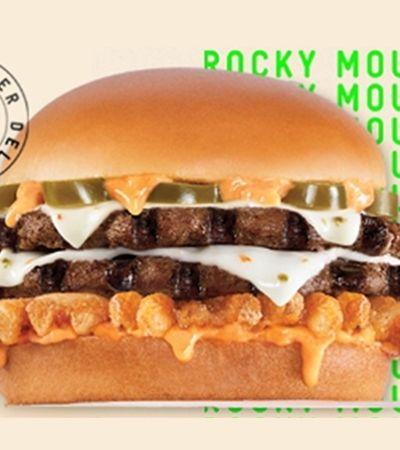 'Brisaburger'? Rede de fast food cria o primeiro hambúrguer com infusão de maconha