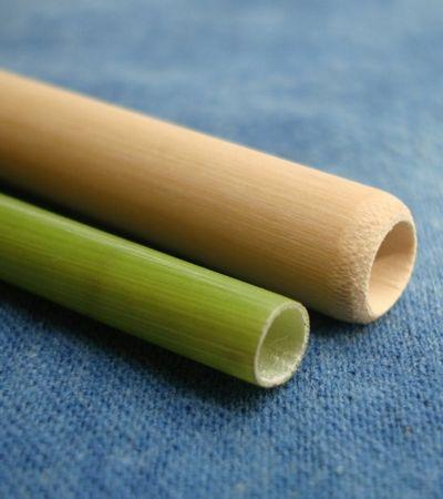 Empresa do Vietnã cria canudo biodegradável feito a partir de capim