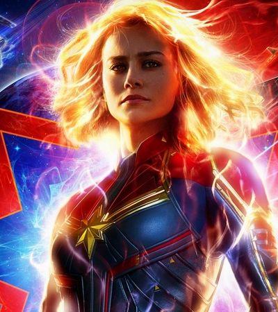 'Capitã Marvel' é 1° filme estrelado por super-heroína a atingir US$ 1 bilhão em bilheteria