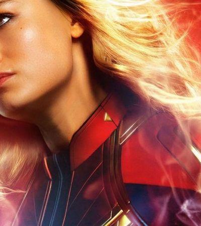 'Capitã Marvel' bate bilheteria de 'Cavaleiro das Trevas' e mostra poder do protagonismo feminino