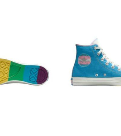 Para comemorar 50 anos de Stonewall, All-Star Converse cria coleção inspirada na bandeira LGBT+