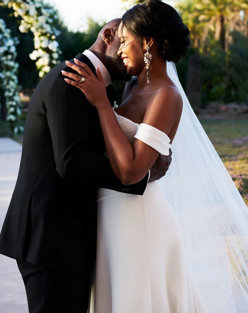 Idris Elba e Sabrina Dowhre 3
