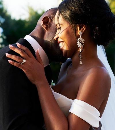 Casamento de Idris Elba e Sabrina Dowhre redefine o luxo e o empoderamento