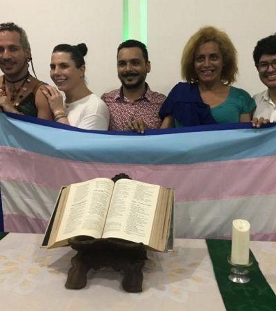 Pastor cede igreja no Rio para transexuais terem aulas gratuitas de inglês