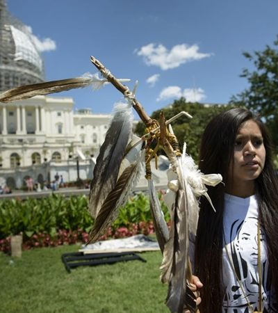Estado dos EUA troca 'Dia de Cristóvão Colombo' por 'Dia dos Indígenas'