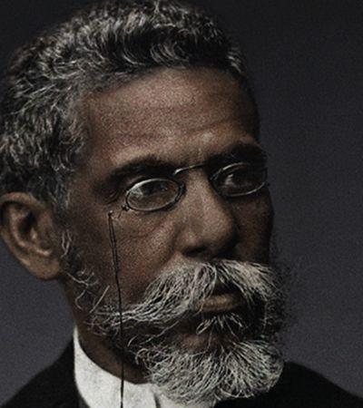 Faculdade cria ação para retratar Machado de Assis como ele era: um intelectual negro