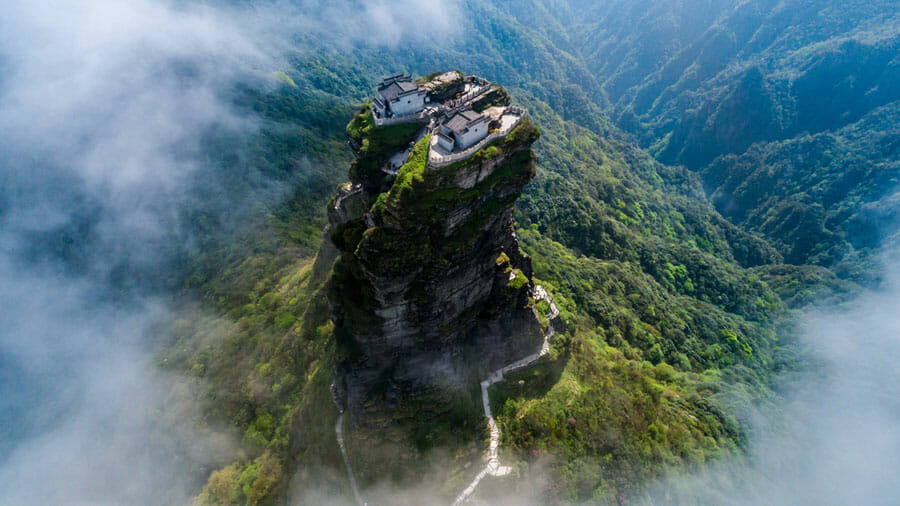 Monte Fanjing 1