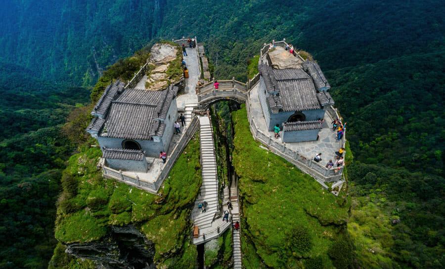 Monte Fanjing 3