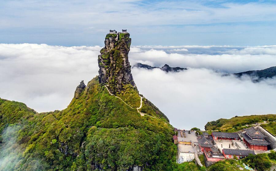 Monte Fanjing 4