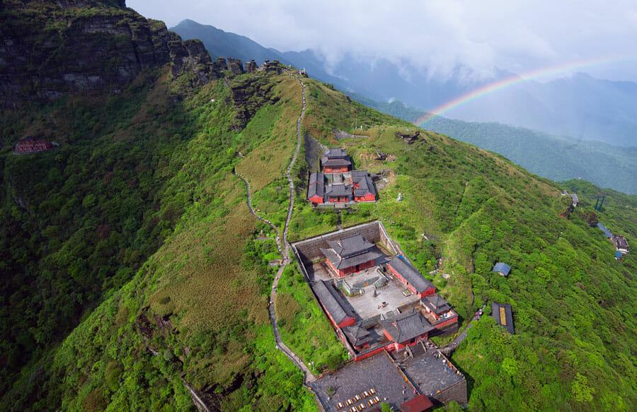 Monte Fanjing 5