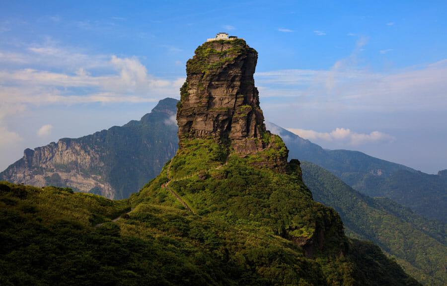 Monte Fanjing 7