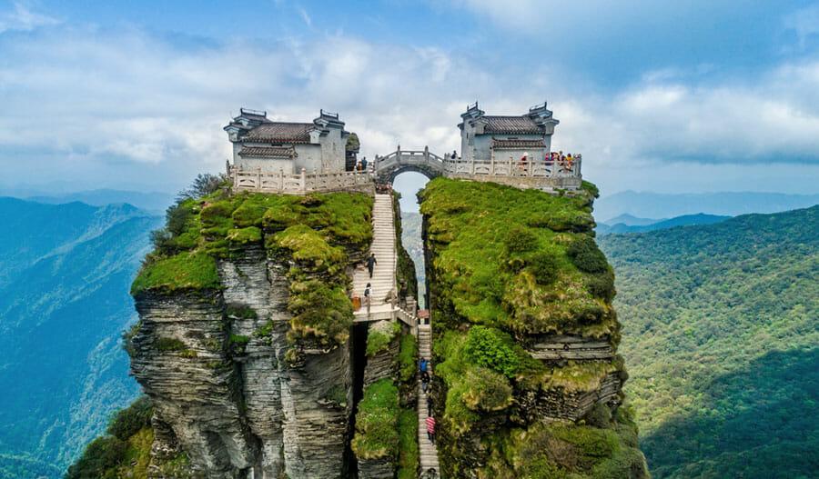 Monte Fanjing 8