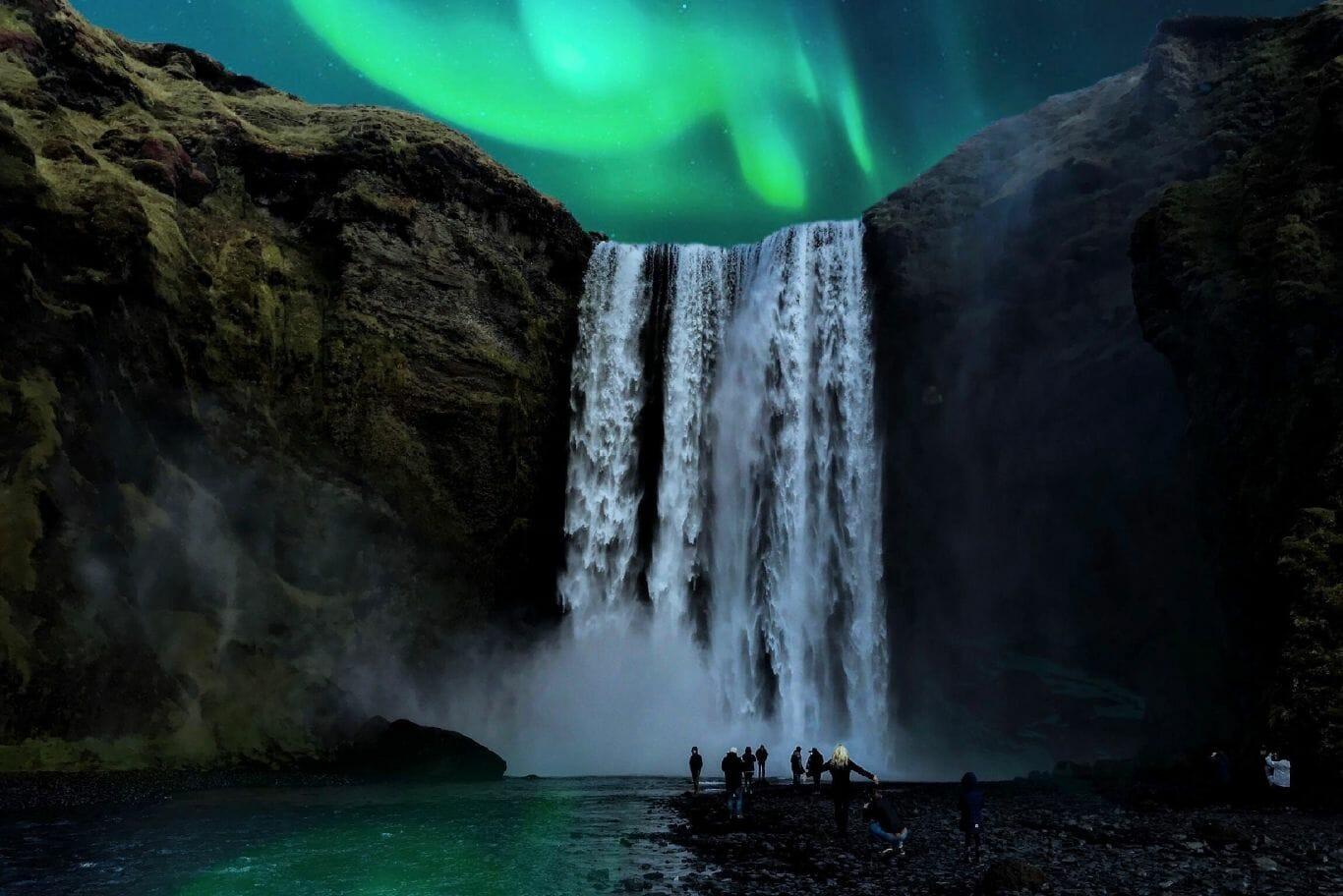 NASA aurora boreal 2