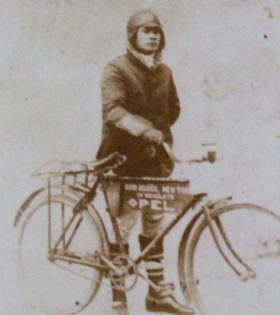 A incrível jornada do jovem que foi pedalando da Bahia a Nova York nos anos 1920