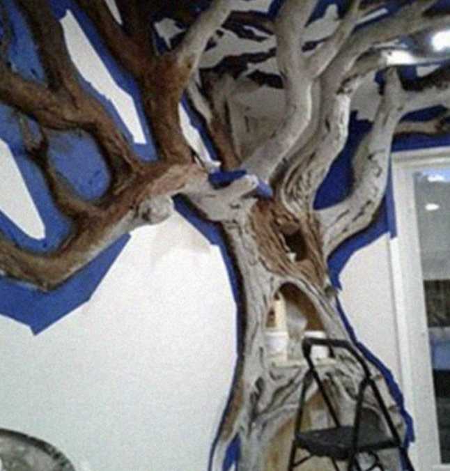 árvore falsa gato 5