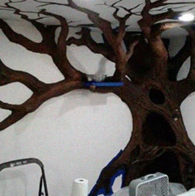 árvore falsa gato 7