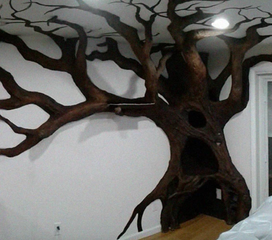 árvore falsa gato 9