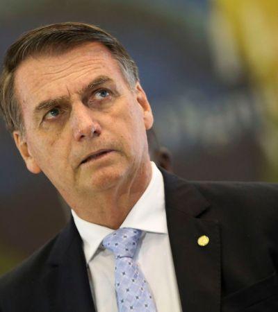 'Brasil não pode ser país do mundo gay. Temos famílias', diz Jair Bolsonaro